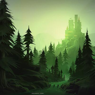 Nele diel castle hill