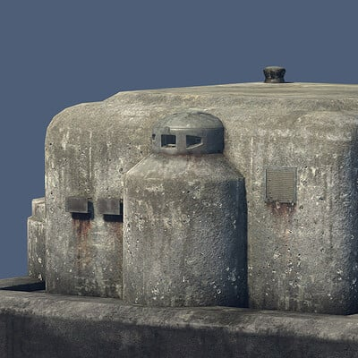 Space sauce maginot concrete bunker a 02 logo