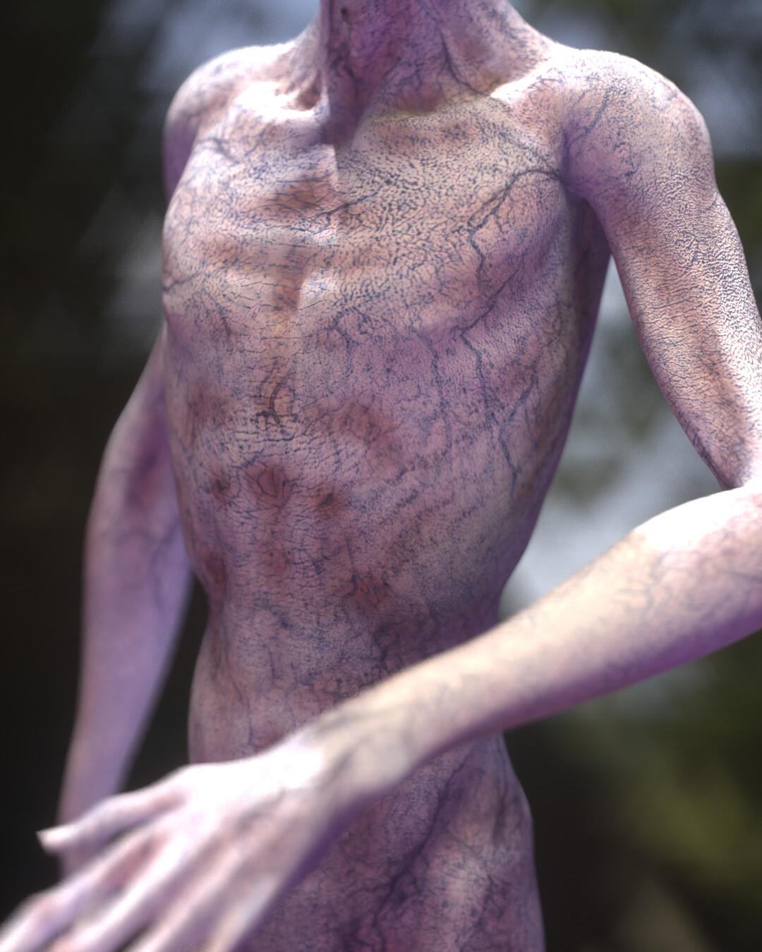 Alien SkinShader (Daz)