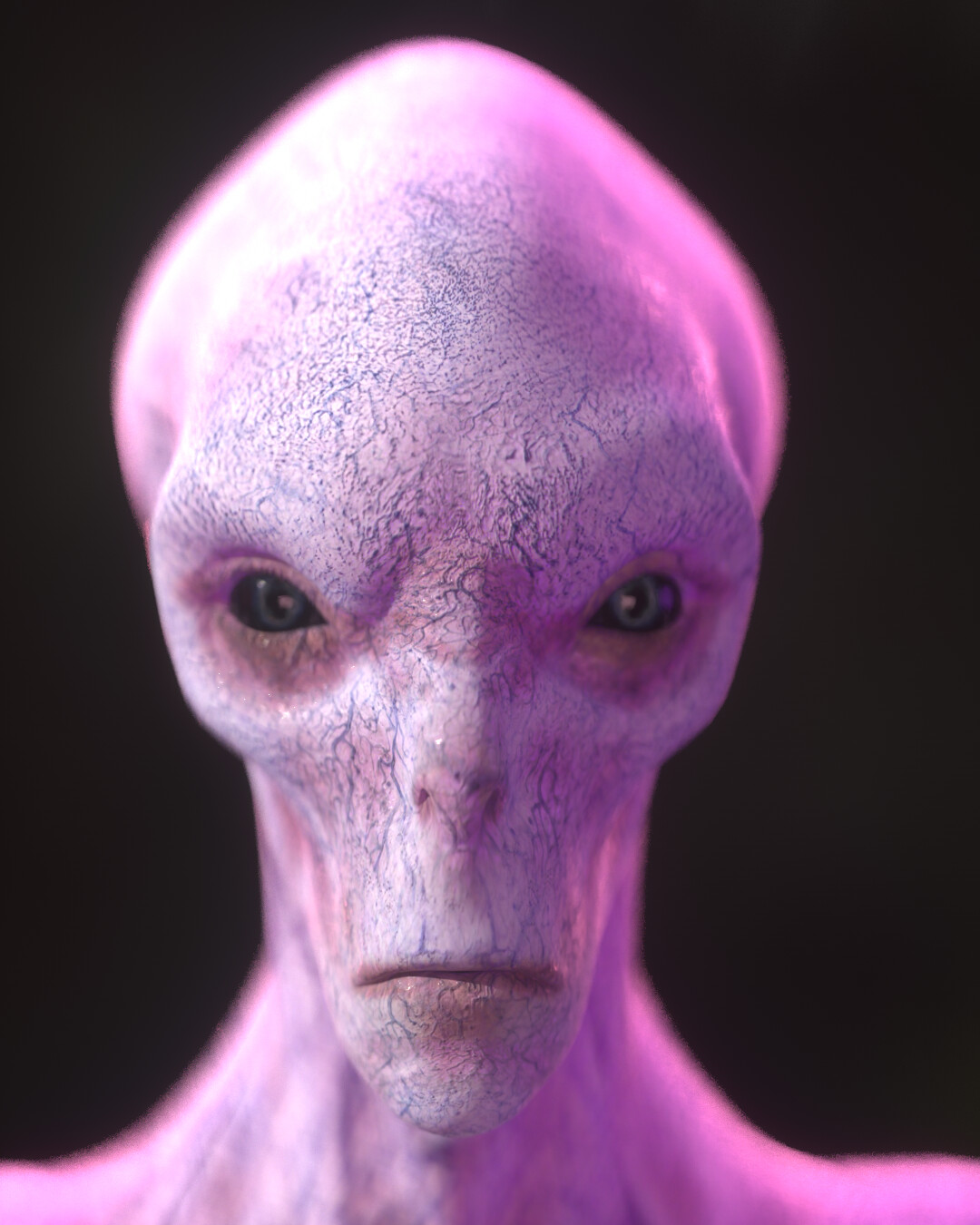Kris hyde alien skin shader beauty1