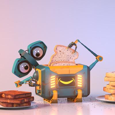 Dmitriy kondratenko toaster 01