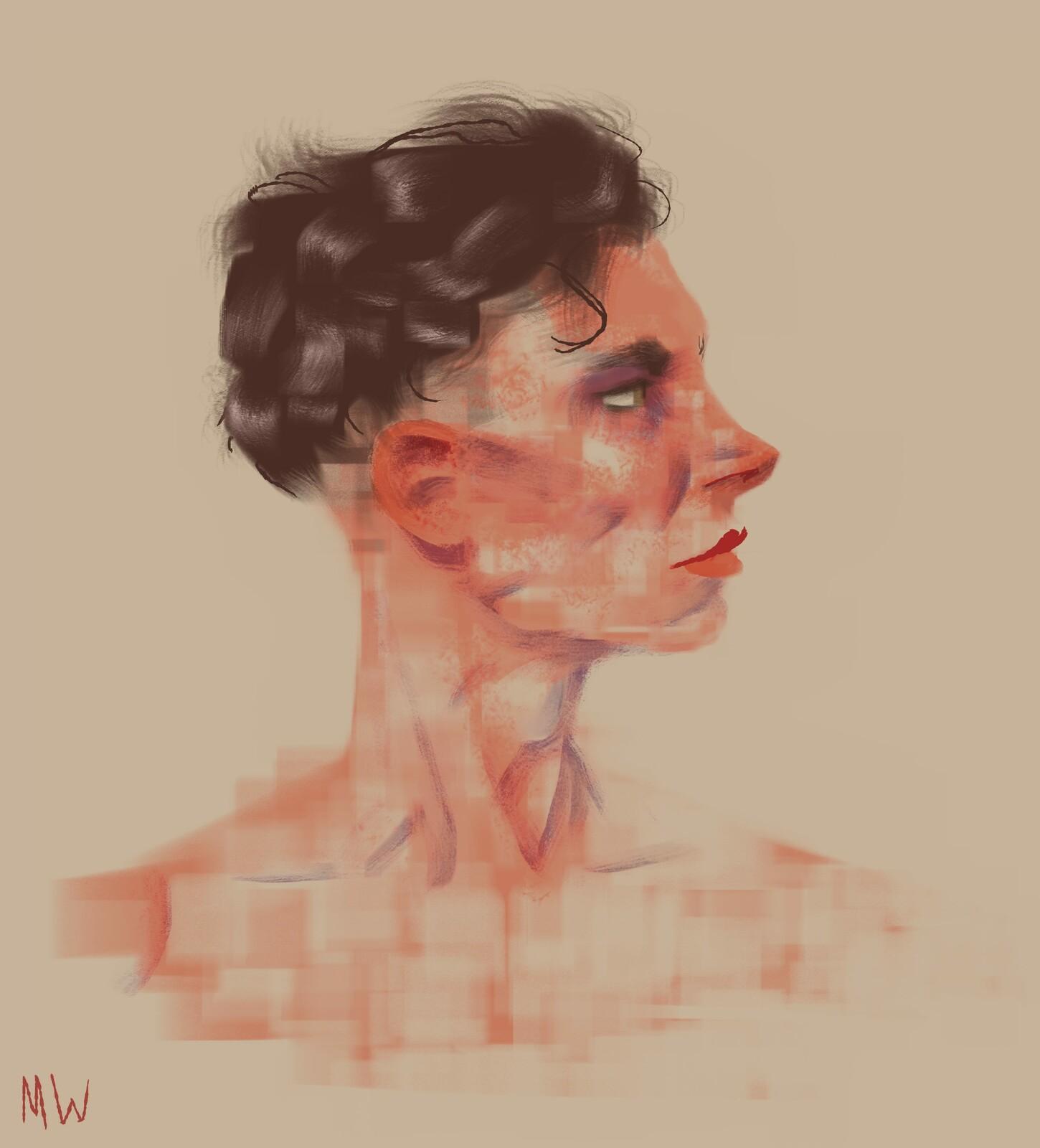 Portrait of Sé (26/11/19)