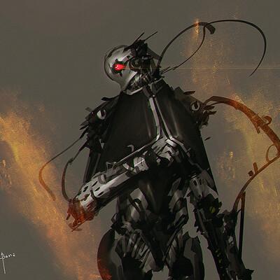 Benedick bana darkfall nero lores