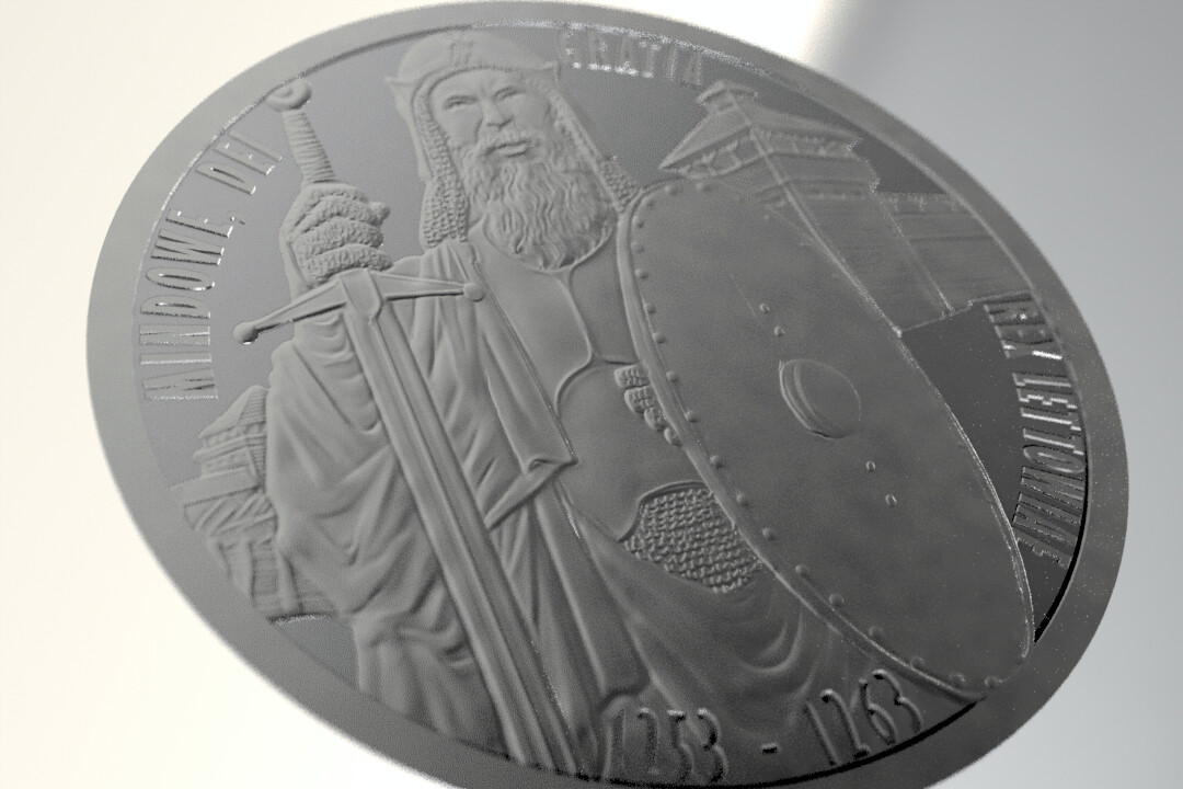 Coin relief