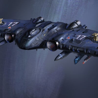 Vitaliy ostaschenko orbital fighter3