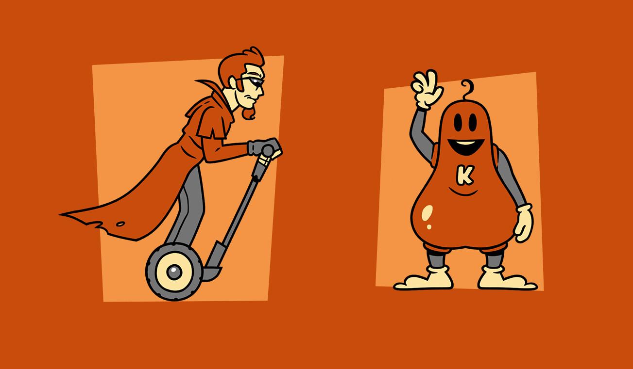 Artstation Postal Nes Illustrations Character Concept Ondrej