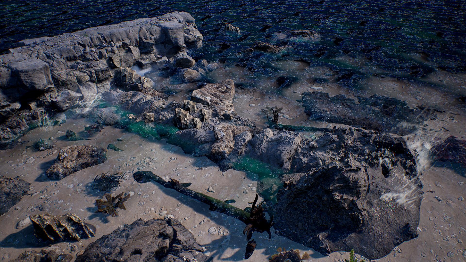 Calvin cropley calvin cropley megascan cliffside 04