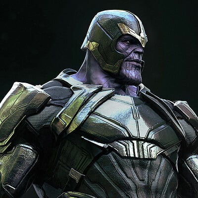 Jerx marantz thanos warrior front 1