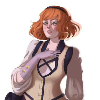 Mimi - Mage Apprentice