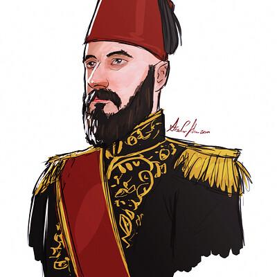 Arsalan khan the ottoman duke
