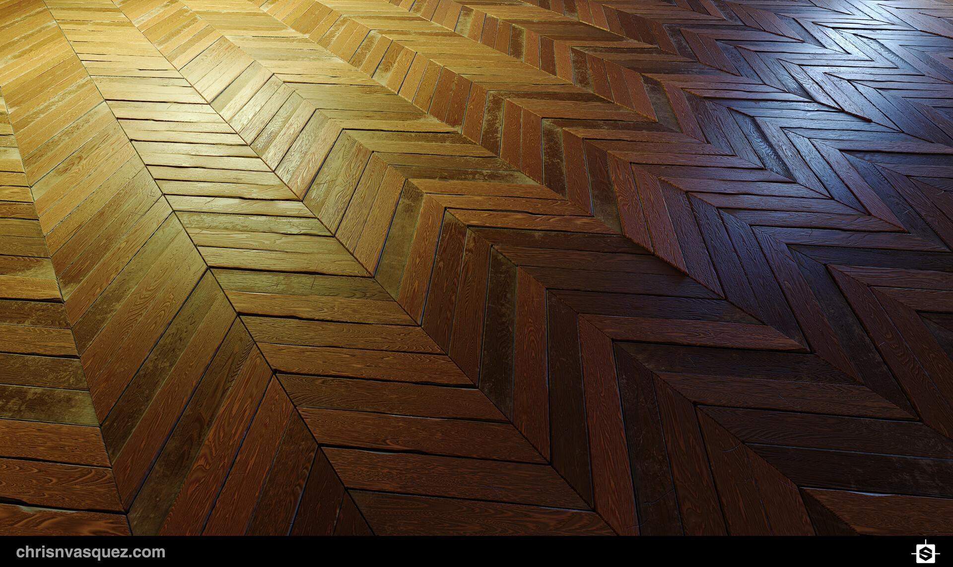 Christian vasquez garage floor
