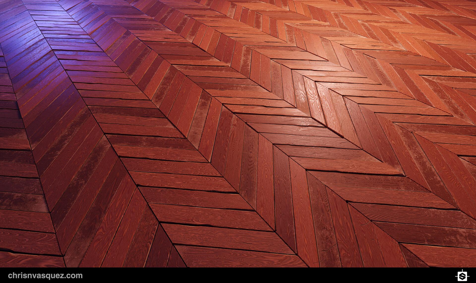Christian vasquez mountainsunset floor