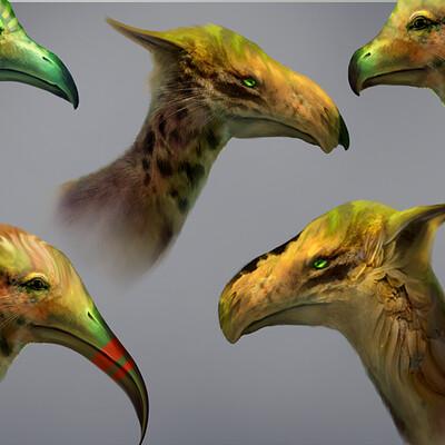 Tiziana federica ruiu creature concept demo 2