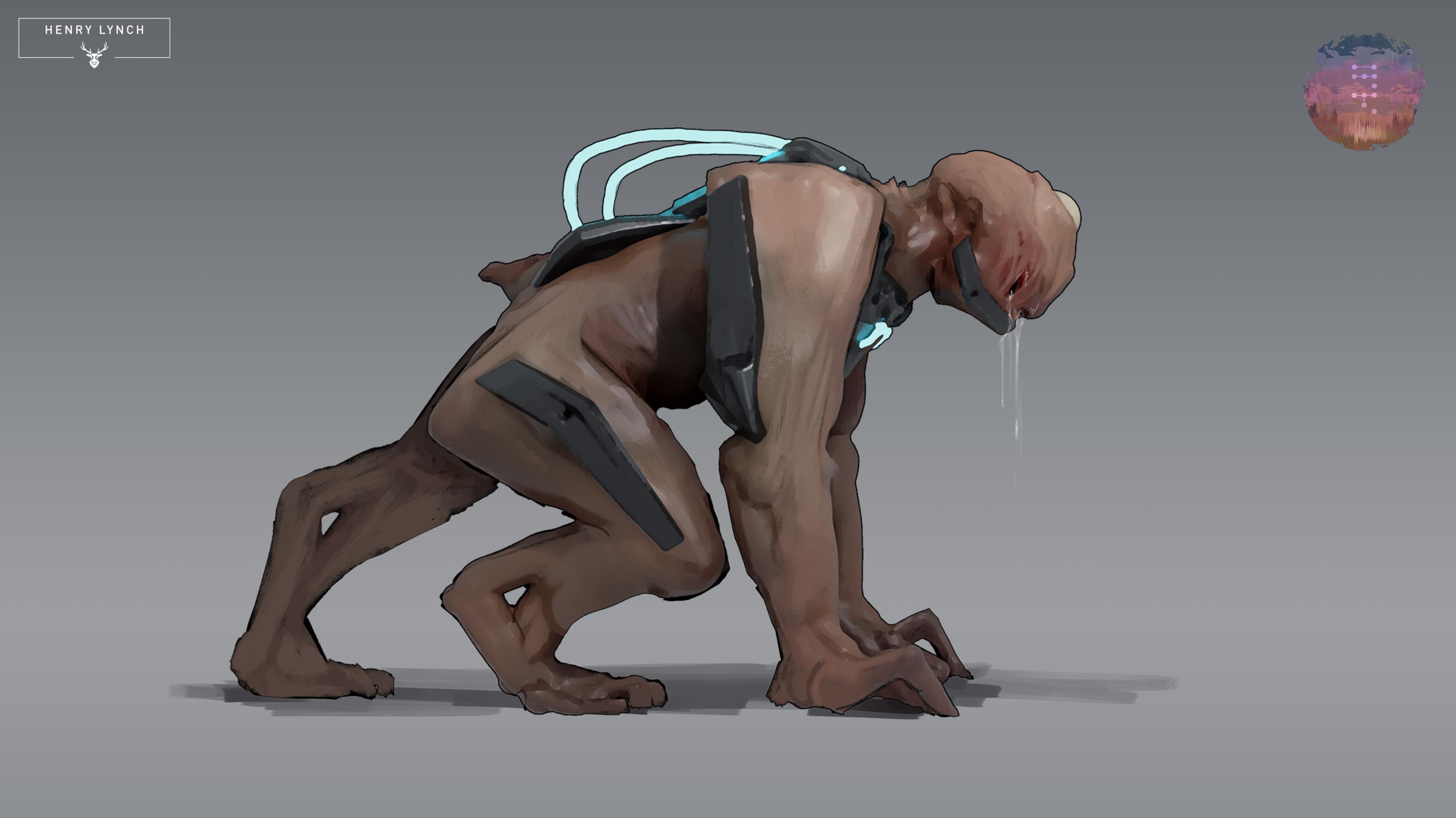 Rejected Prowler design