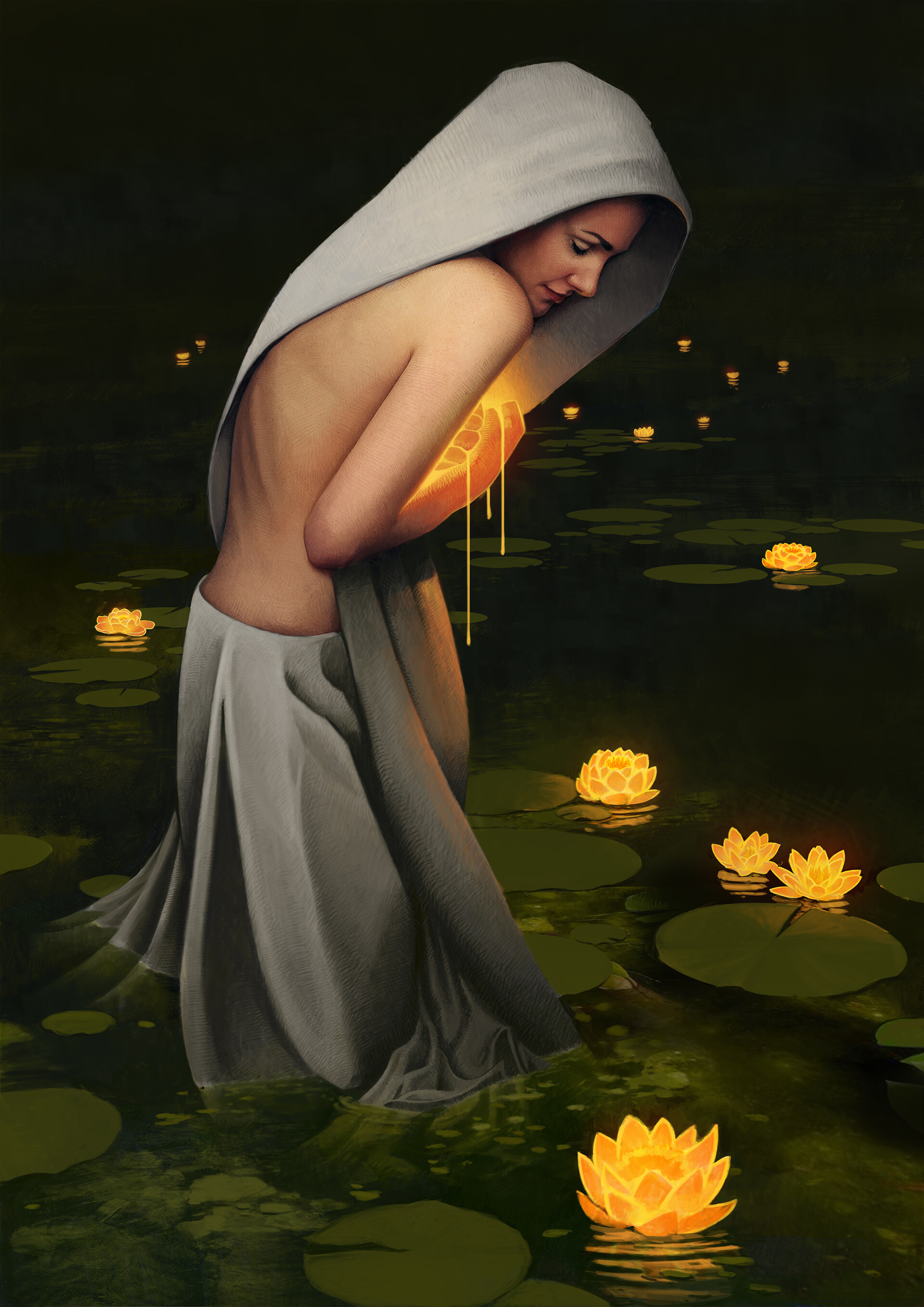 Duncan halleck lady of the golden lily