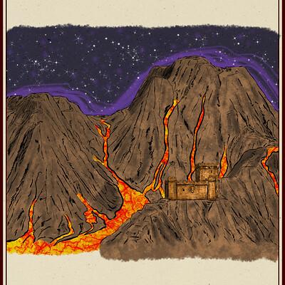 Ronan salieri 30 volcano