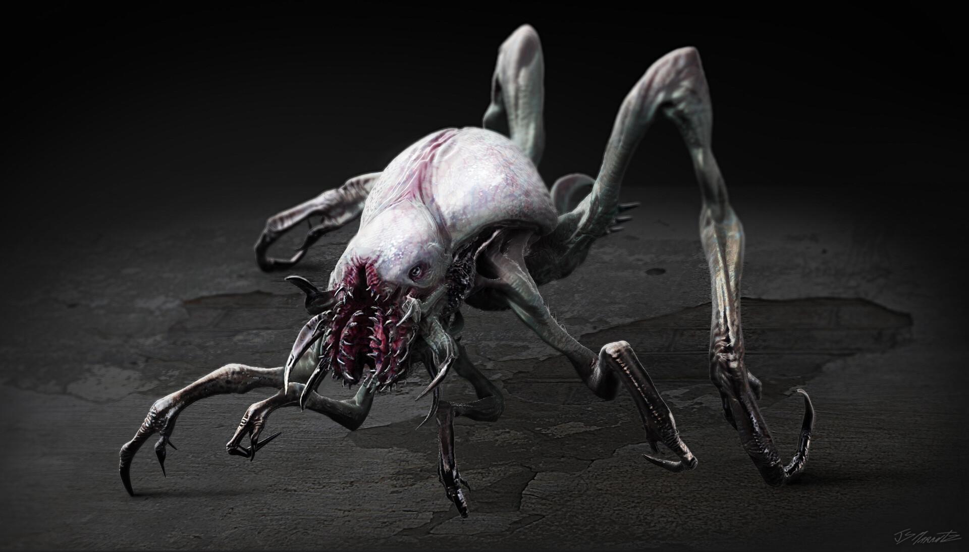 Jerx marantz spider 7