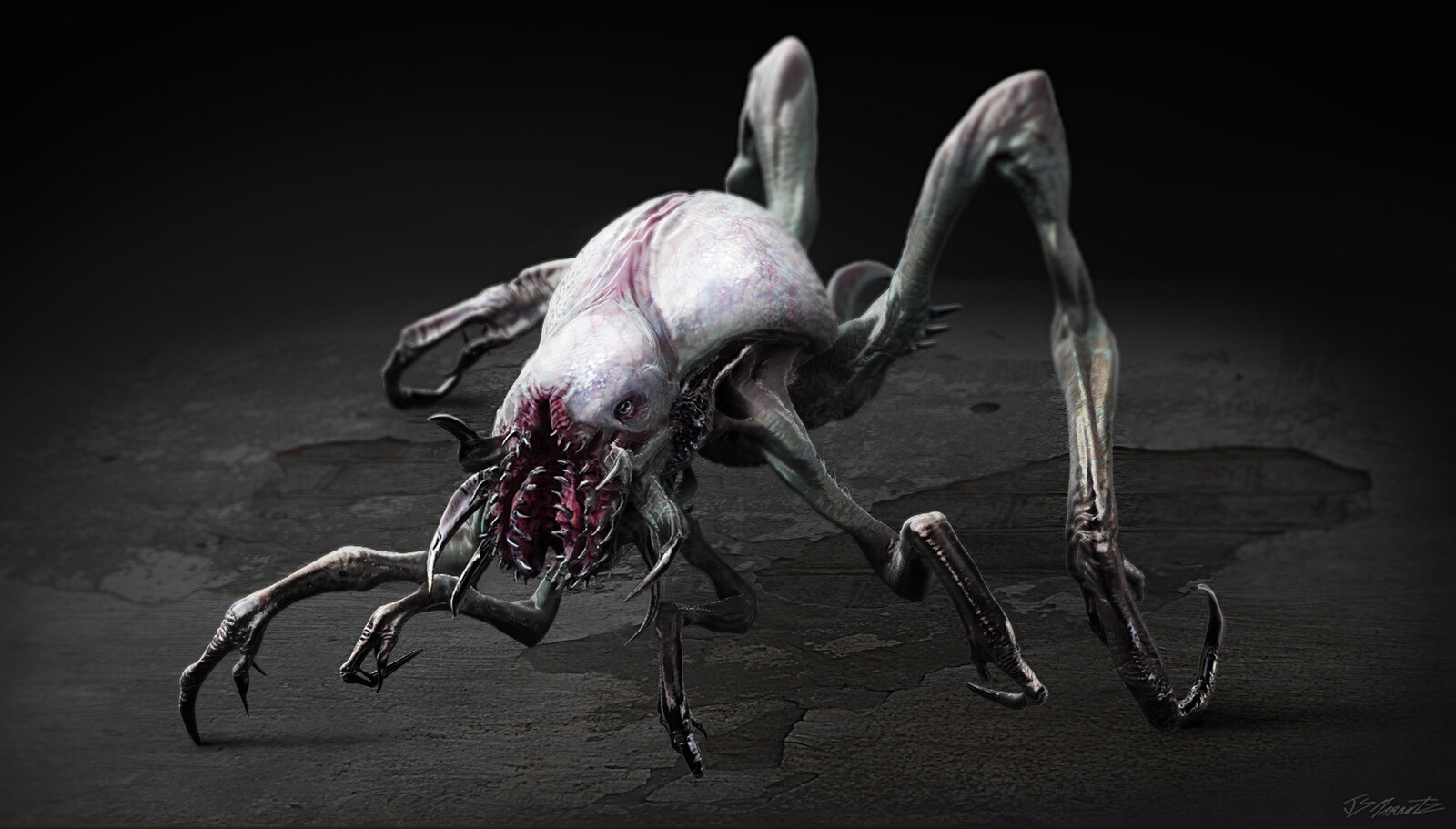 Falling Skies Skitter Concepts