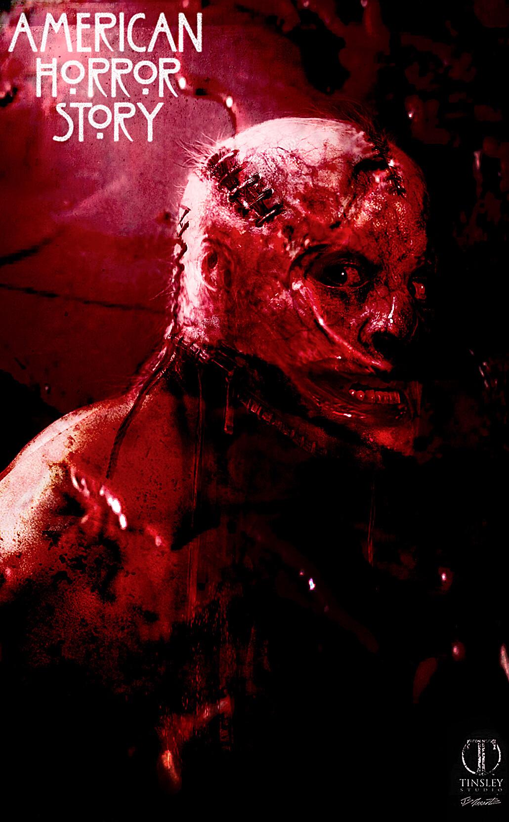 Jerx marantz bloodyface 40 poster concept 4