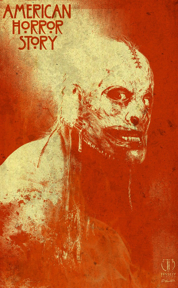 Jerx marantz bloodyface 40 poster concept 7