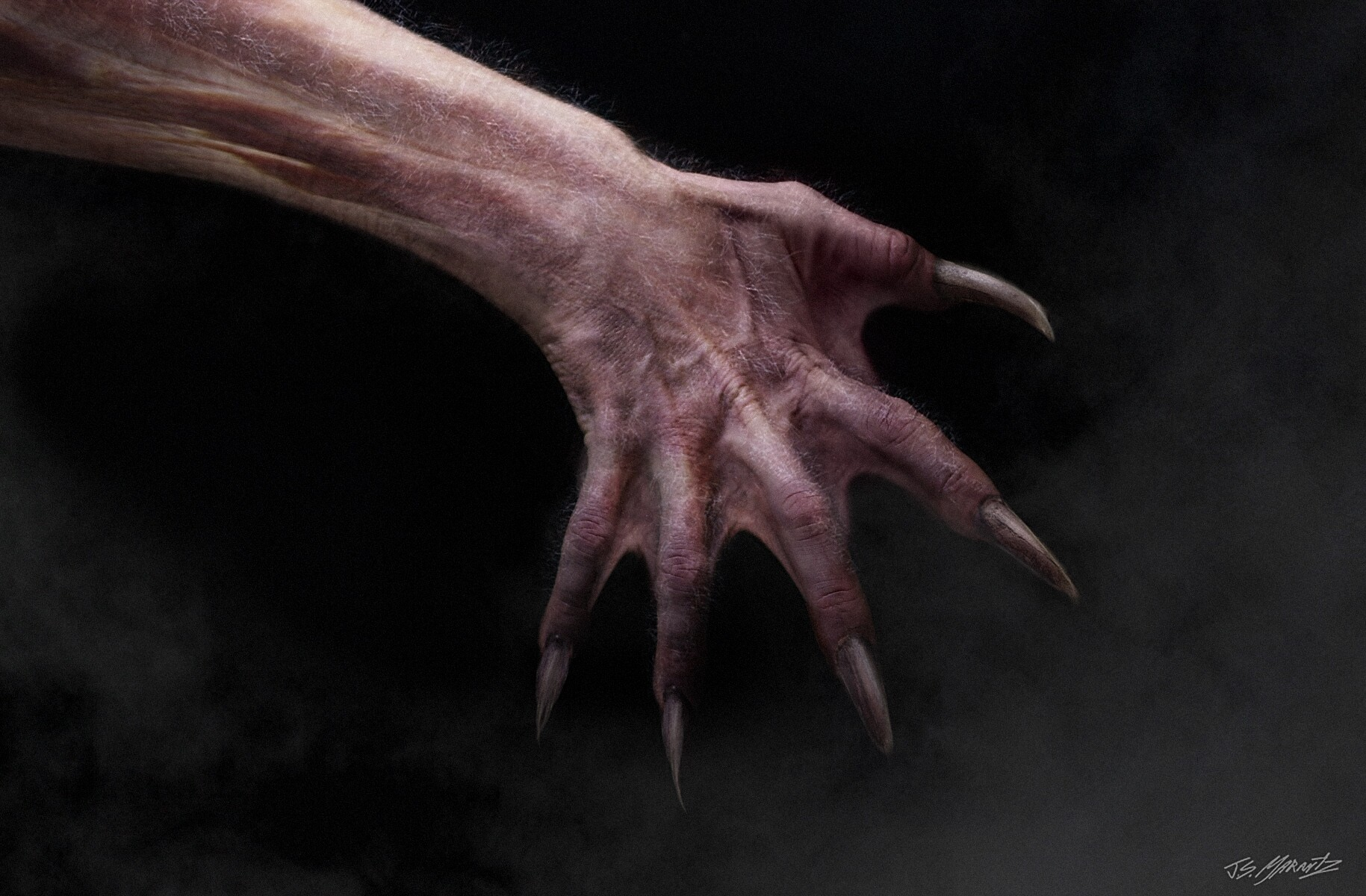 Jerx marantz bat claw revision 1