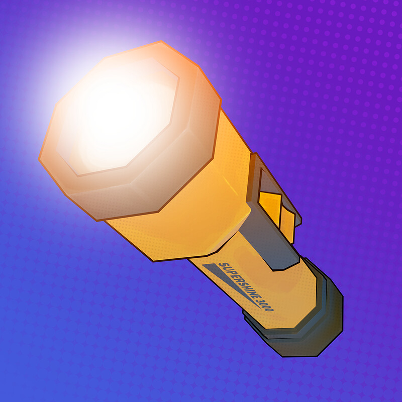 Flashlight - Work In Progress
