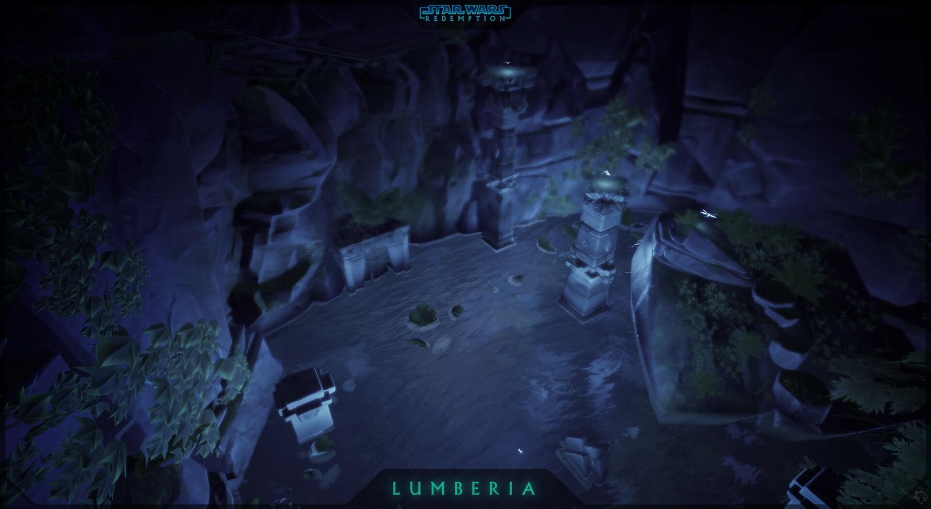 Etienne beschet swr screenshot lumberia ruins 20