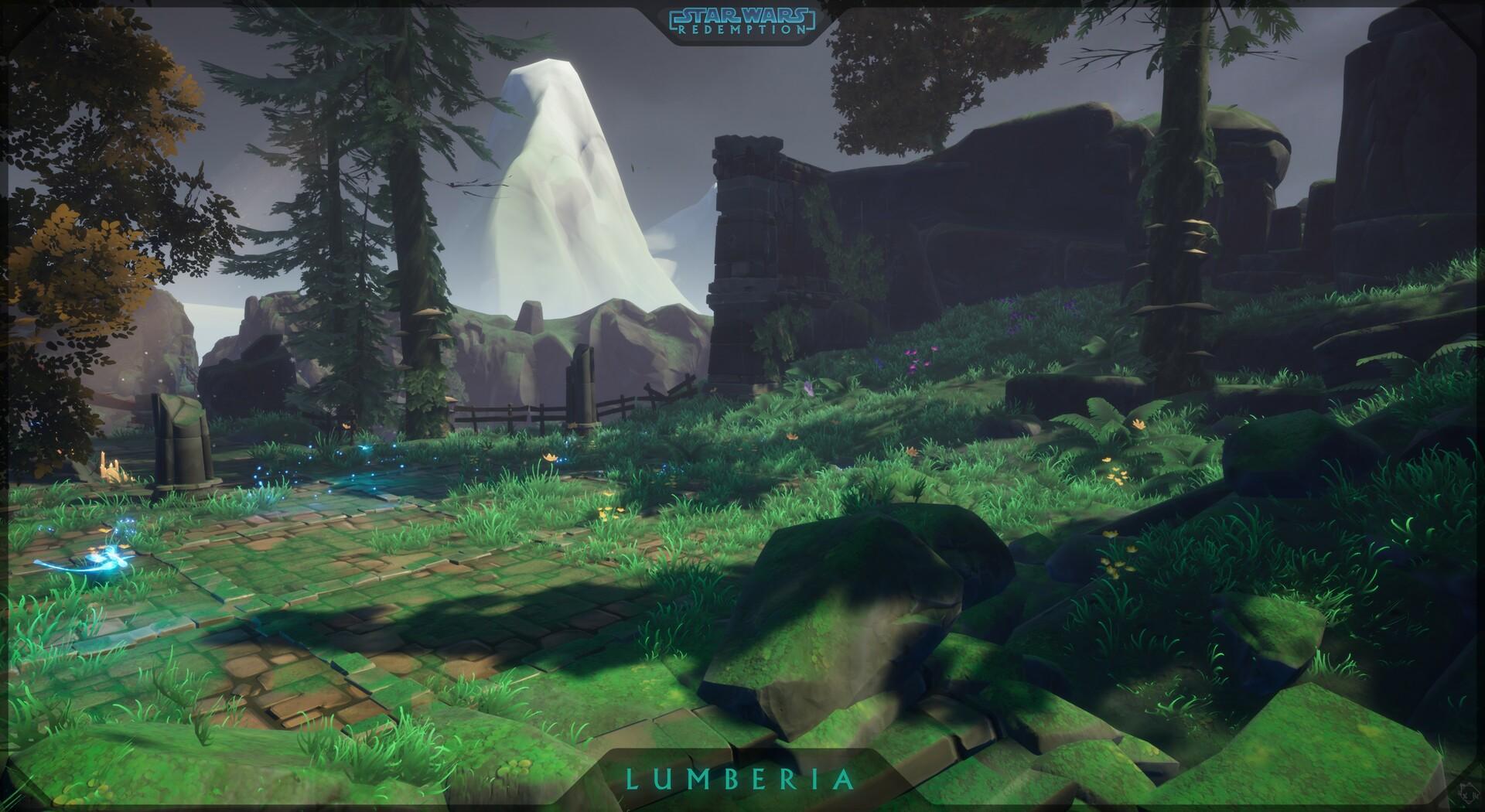 Etienne beschet swr screenshot lumberia temple 05