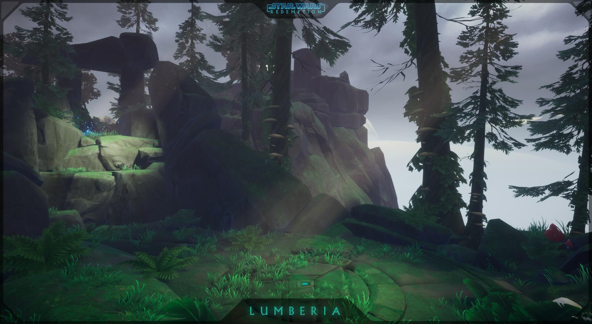 Etienne beschet swr screenshot lumberia temple 02