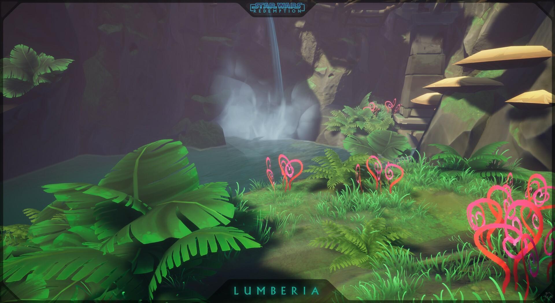 Etienne beschet swr screenshot lumberia temple 11