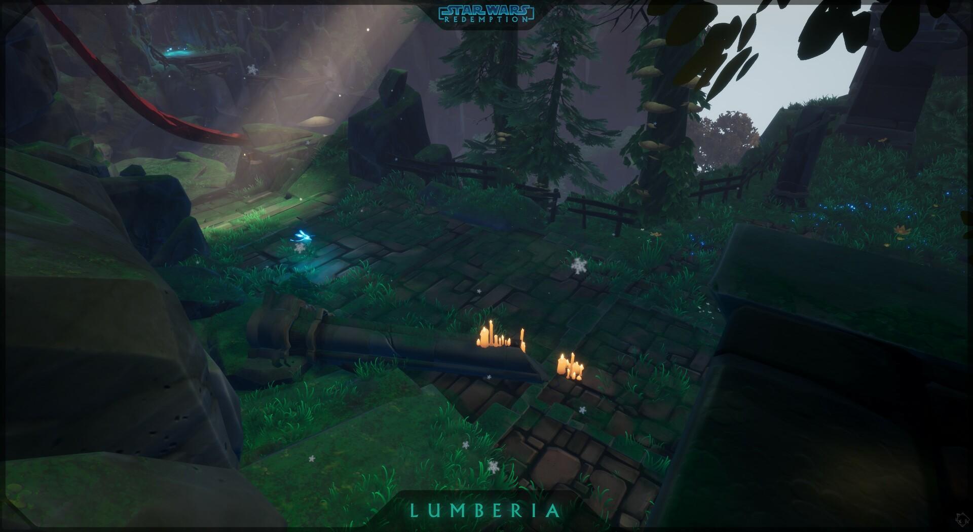 Etienne beschet swr screenshot lumberia temple 07