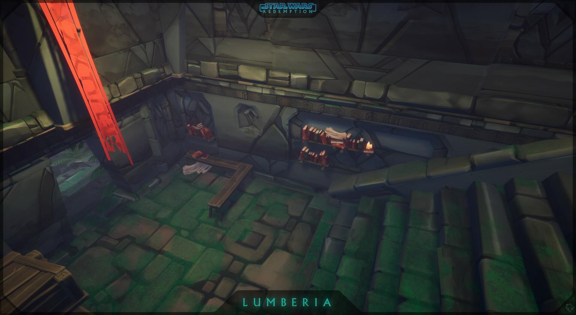 Etienne beschet swr screenshot lumberia temple 13