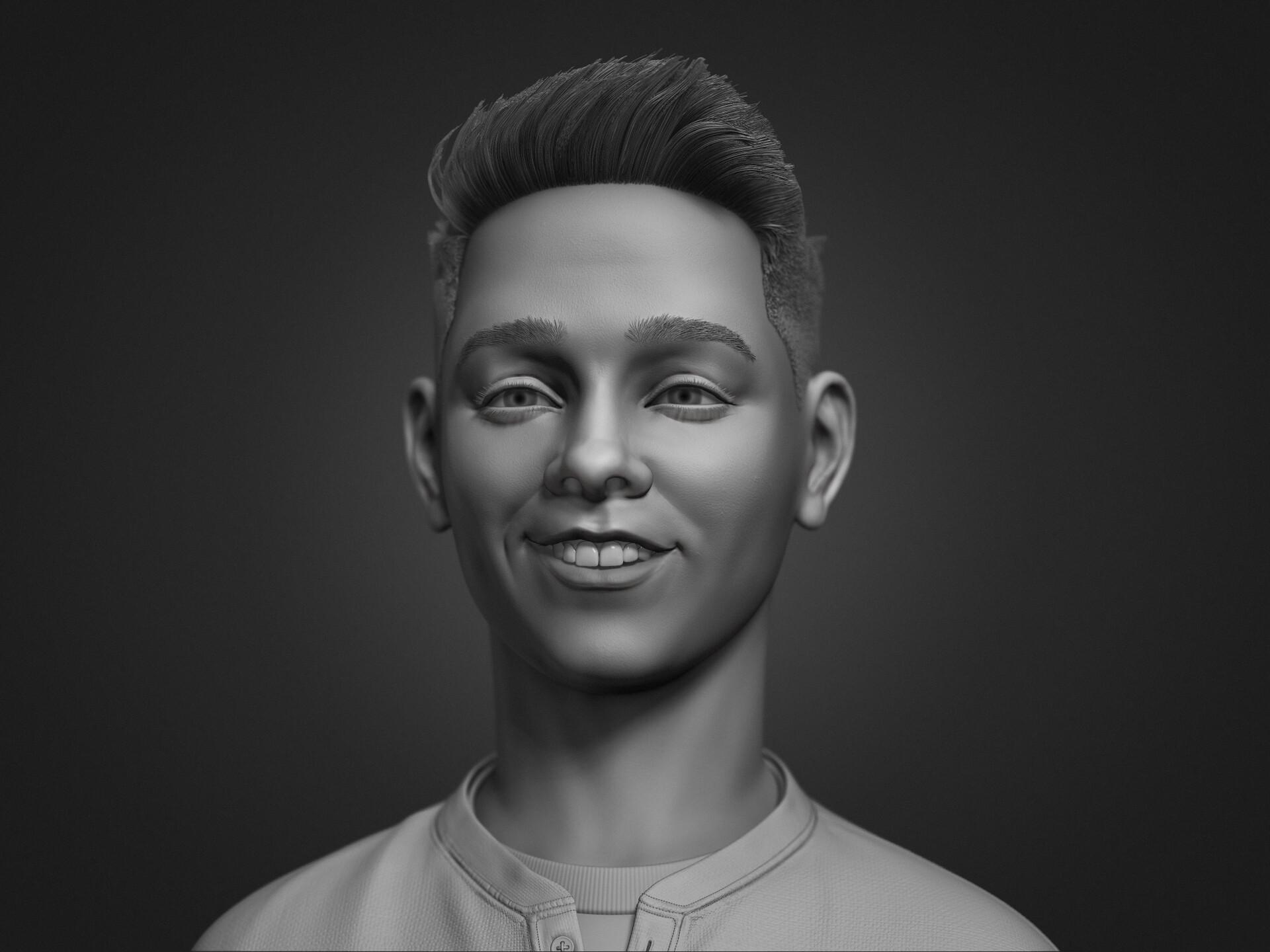Dave viola teenportrait render01