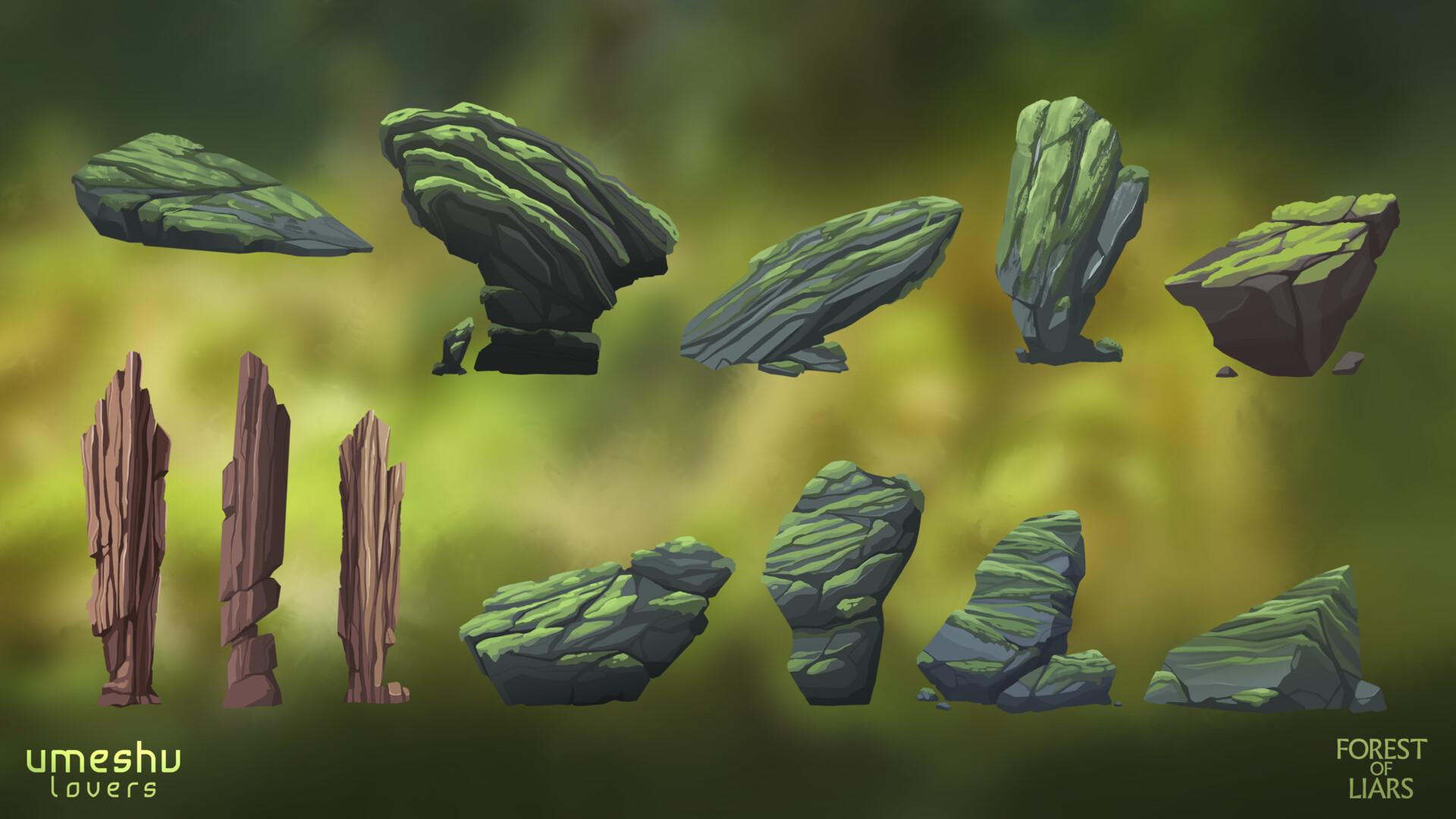 Lea dickert rocks