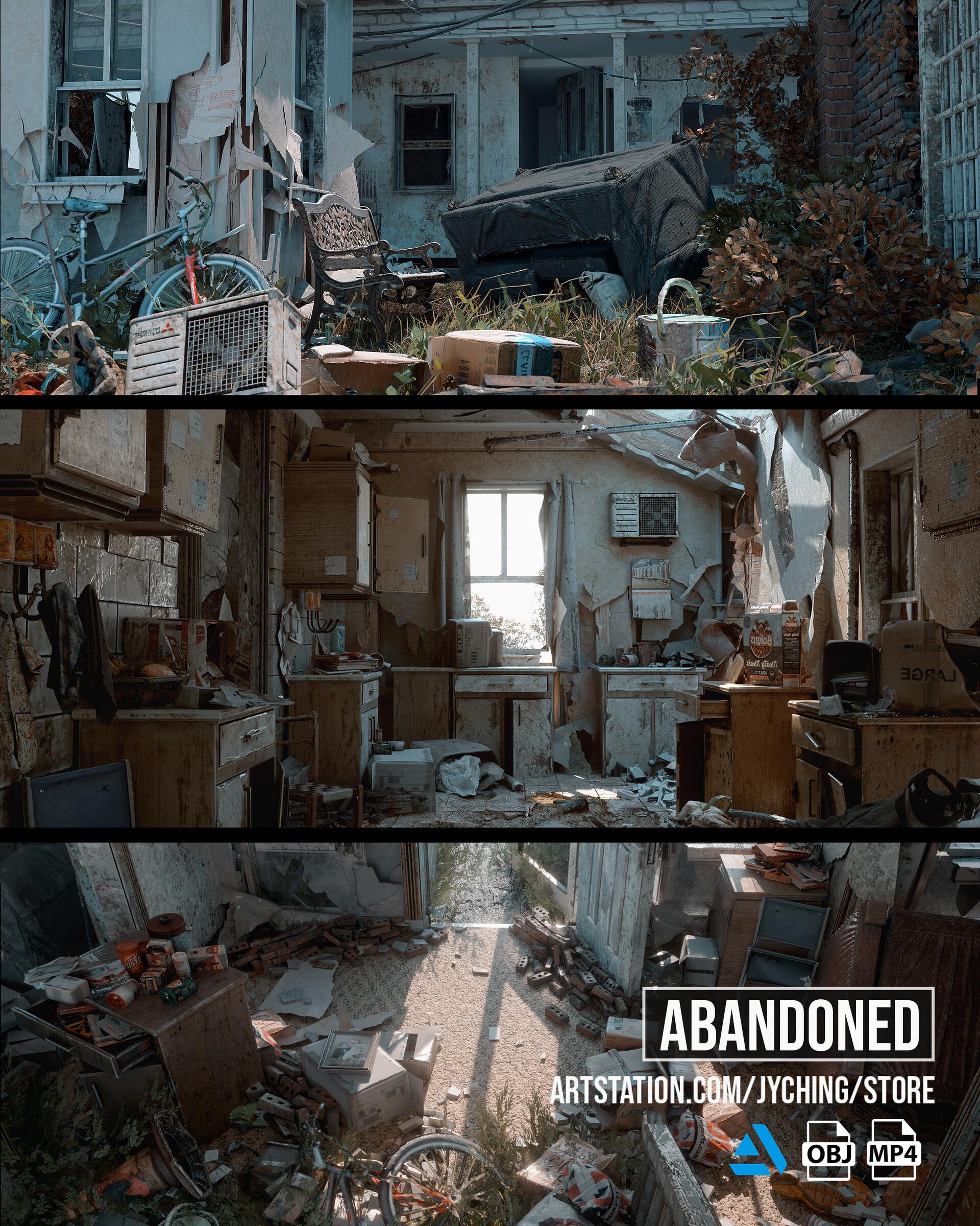 Jonathan ching abandoned poster 01