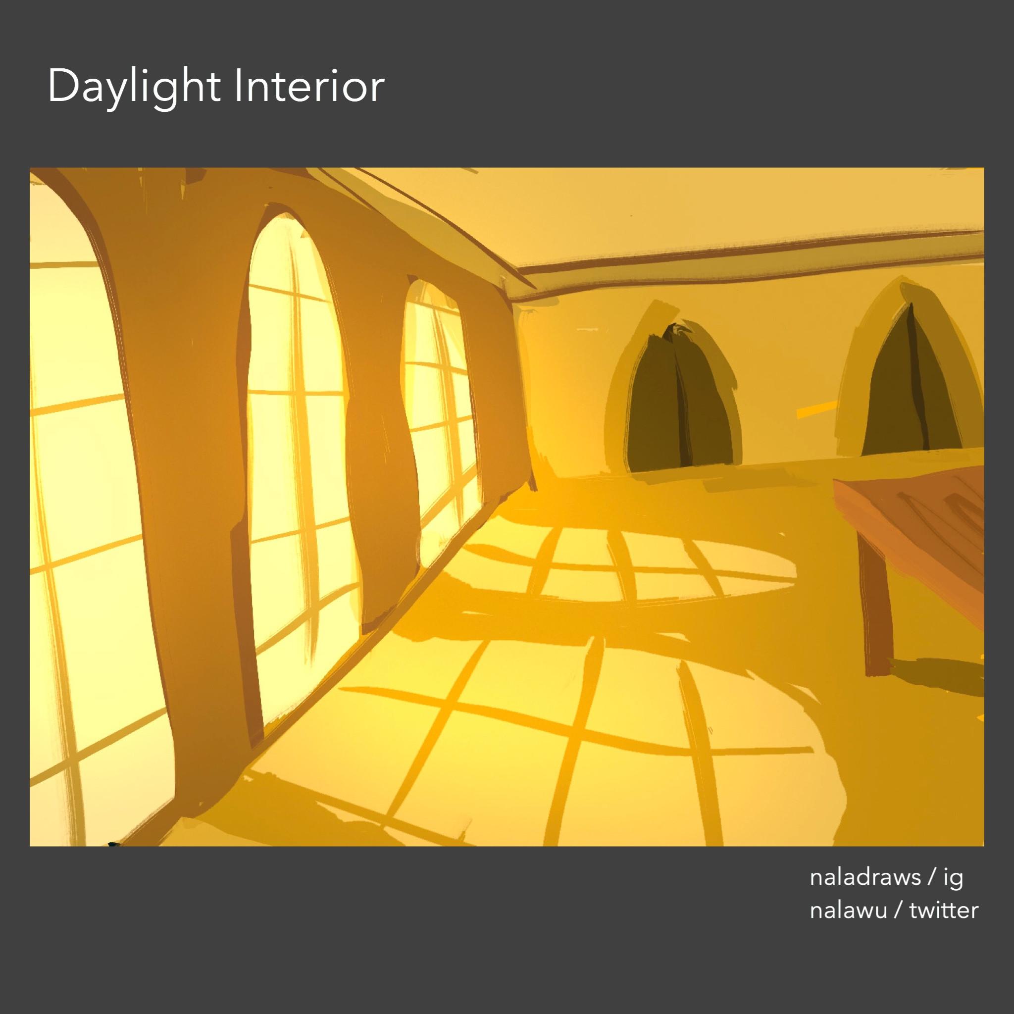 Interior - Indirect Sunlight