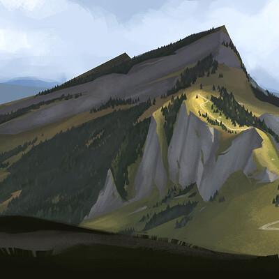 Isaac orloff stoos ridge