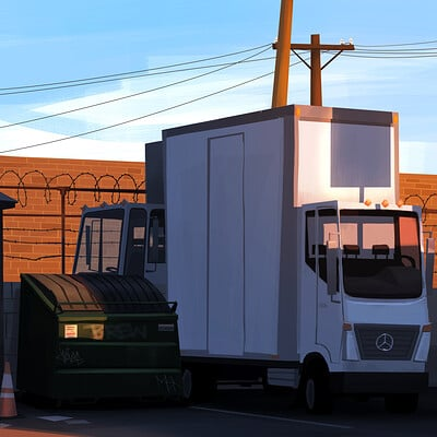 Isaac orloff truck2