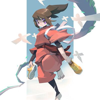 Chanin suasungnern chihiro spirited03