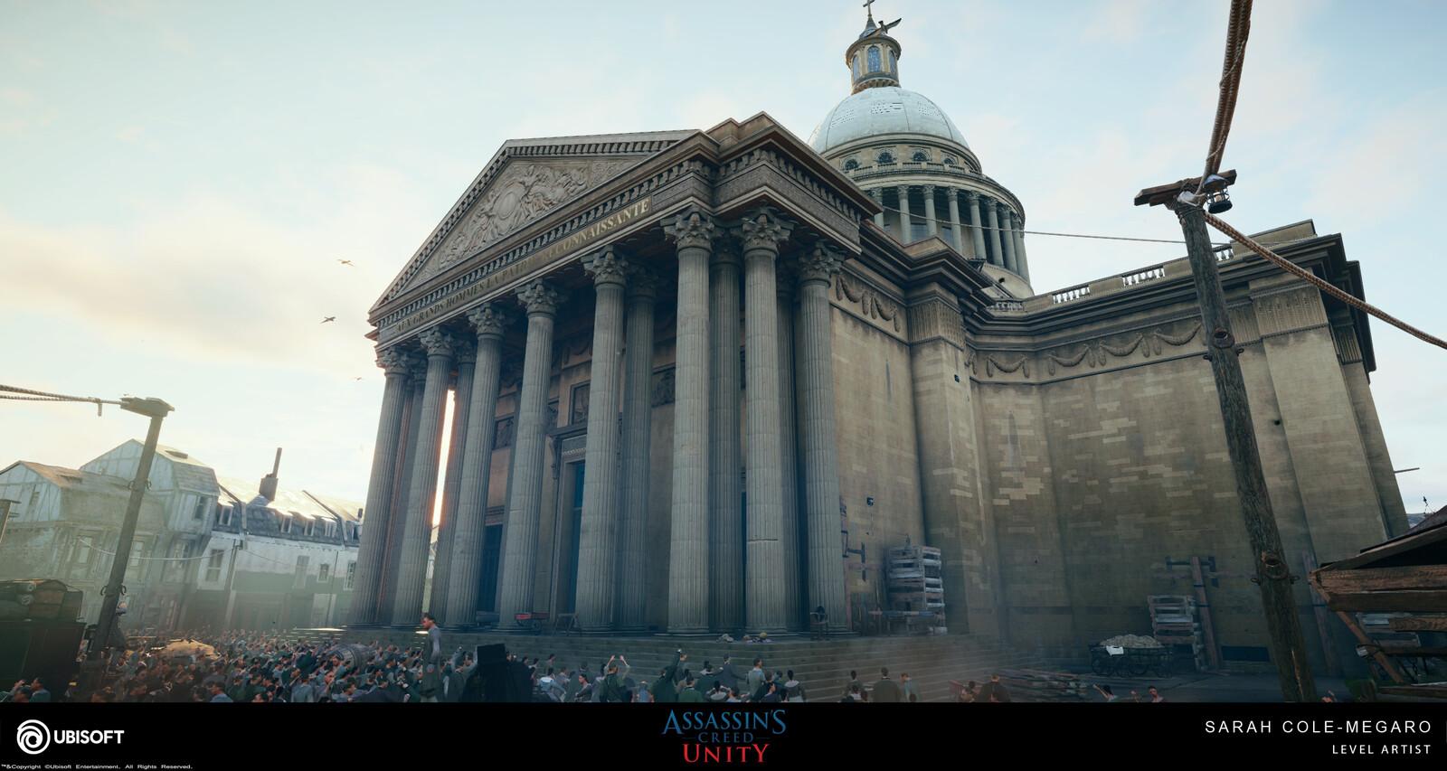 Assassins Creed Unity: Pantheon