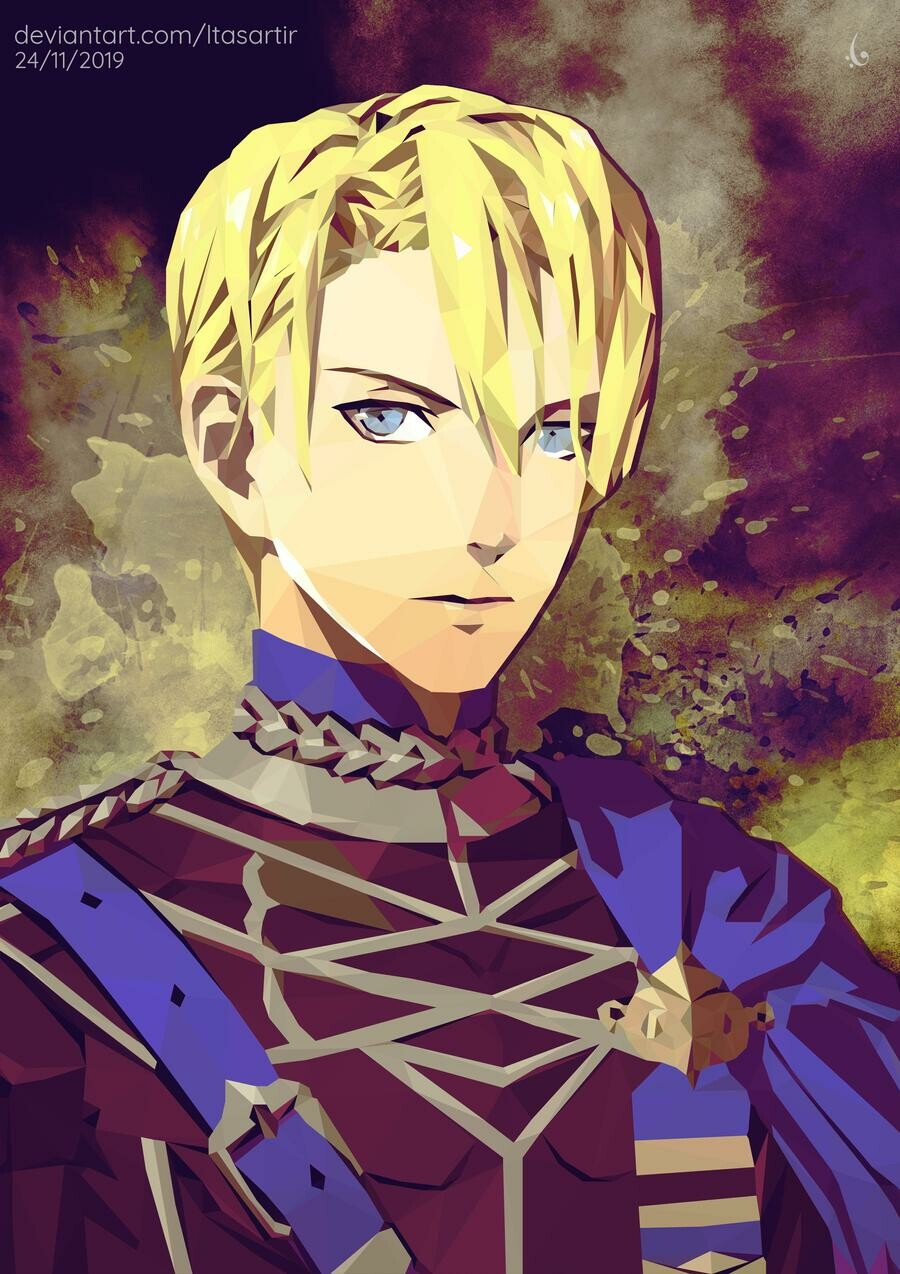 Ltasartir Dimitri Alexandre Blaiddyd From Fire Emblem Three Houses Boar prince, savior king, tempest king. from fire emblem three houses