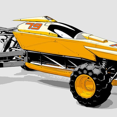 Giacomo tappainer dune buggy 04 stylized render 01 lowres