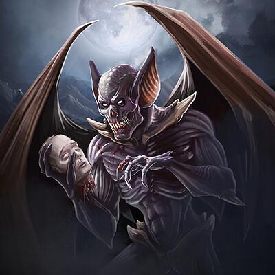 Pawel hudeczek wampir promo1 mini
