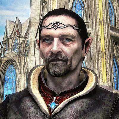 Luca oleastri elfic king firma