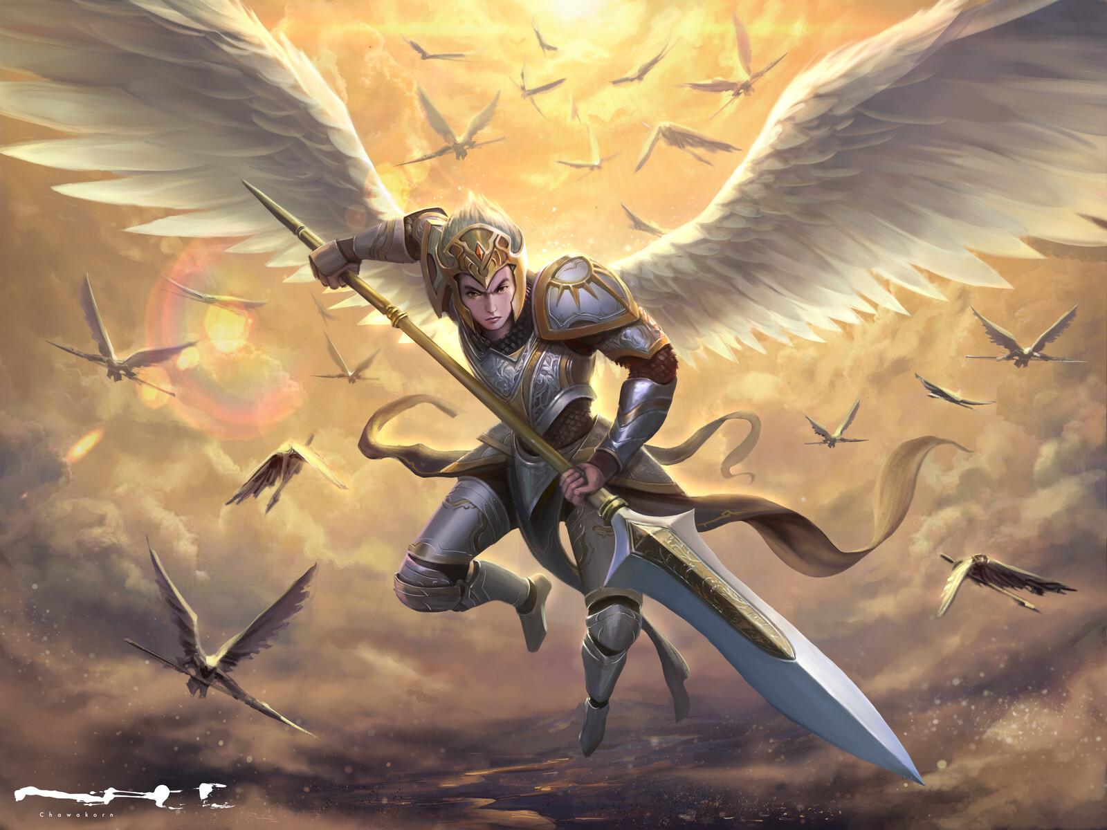 Ark angel practice