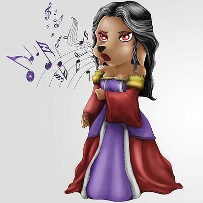 Teresa guido teresa illustrations characters