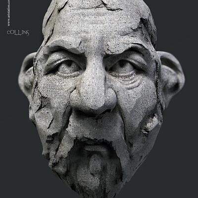 Surajit sen collins digital sculpture surajitsen dec2019 a