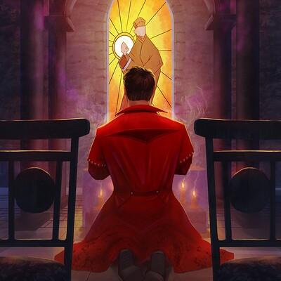 Julien lesne l homme en rouge