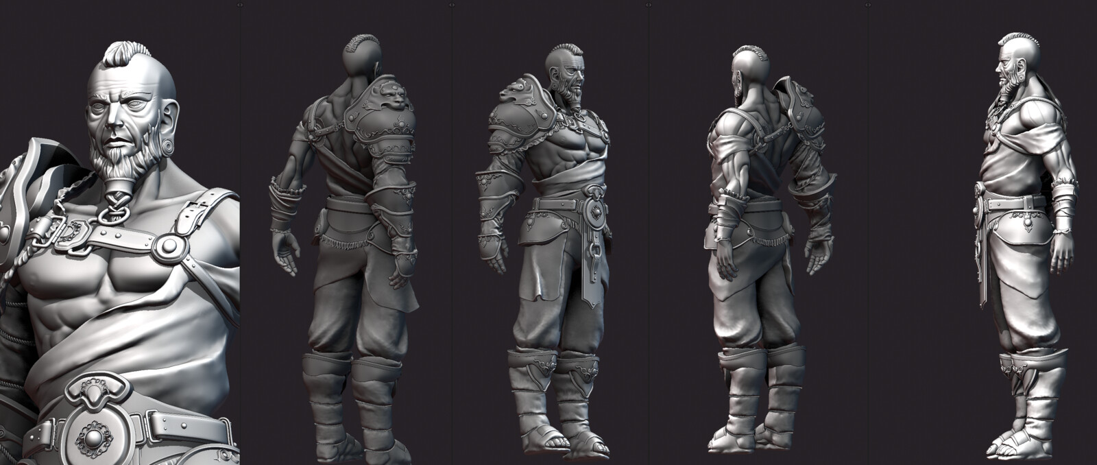 Ulan : Gladiator training tutor.