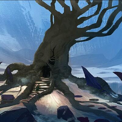 Taha yeasin day69 old tree